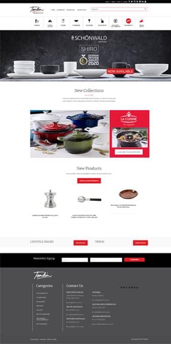 Tomkin.com.au - Happy SEO Clients of Top SEO Web Design Agency Sydney